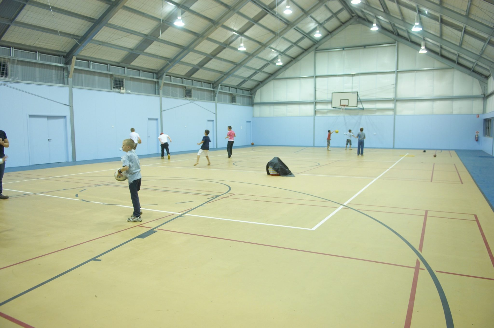 Large Clearspan Sports Hall