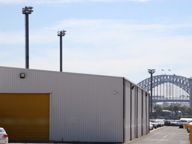 Sydney Industrial Shed