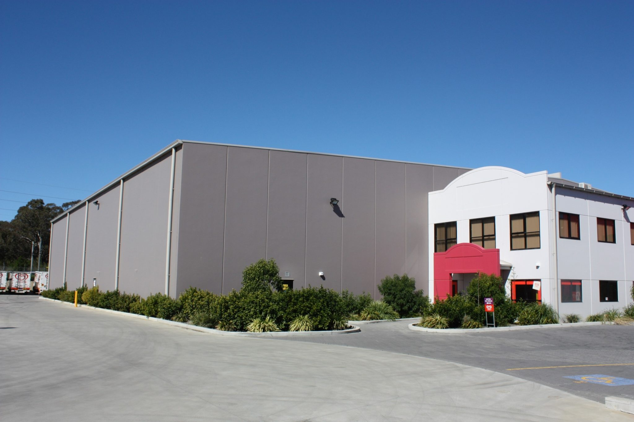 Concrete And Steel Building : Steel sheds nsw custom design snowy kit homes