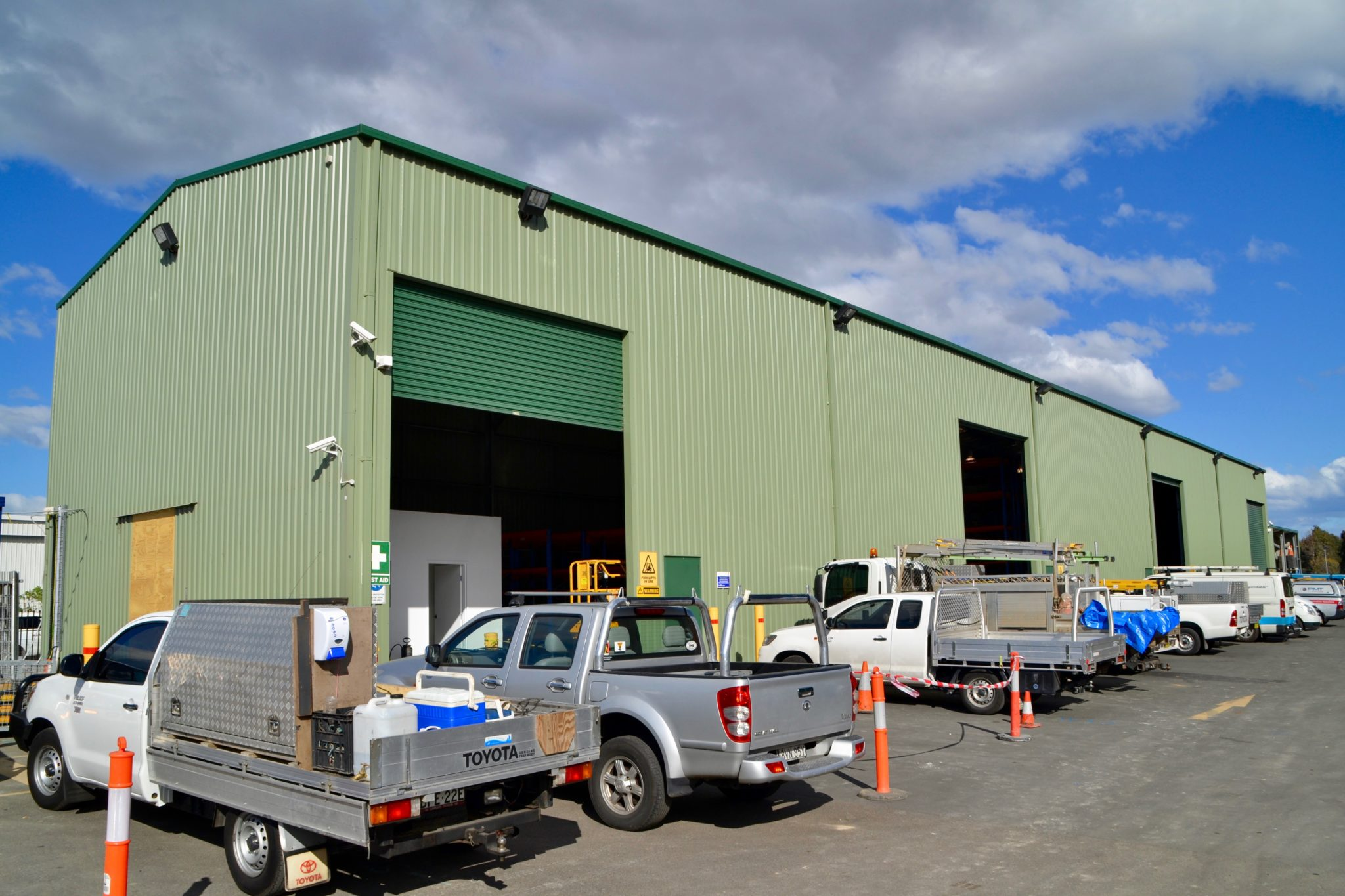 Workshop Shed Factory Units Sydney
